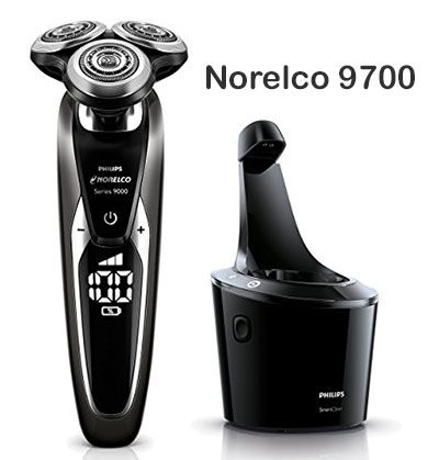 Philips Norelco Series 9000 9300 Electric Shaver