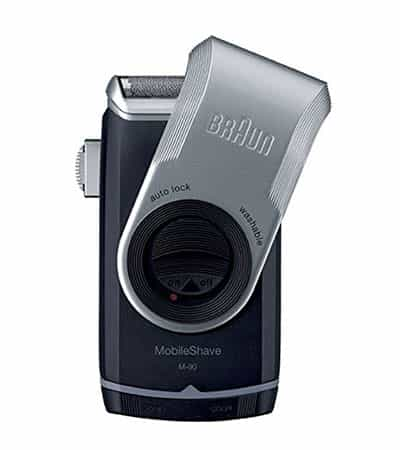 under 50 best electric shaver and trimmer Braun M90 Mobile Shaver