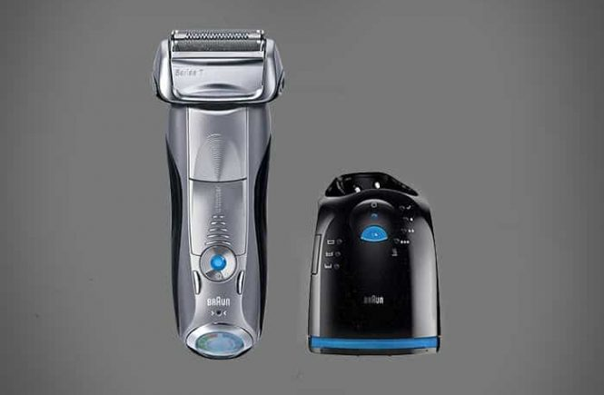 Braun series 7 790cc electric shaver - best electric shaver reviews