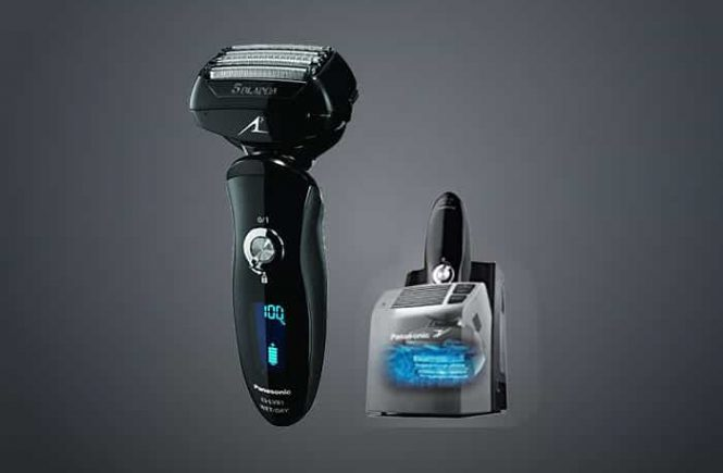 Panasonic ES-LV81-K Arc5 Electric Shaver Review