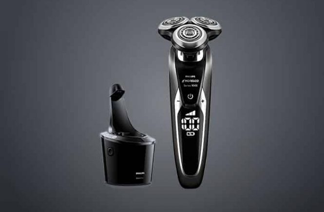 Philips Norelco 9000 Electric Saver - The Close Shave Monster