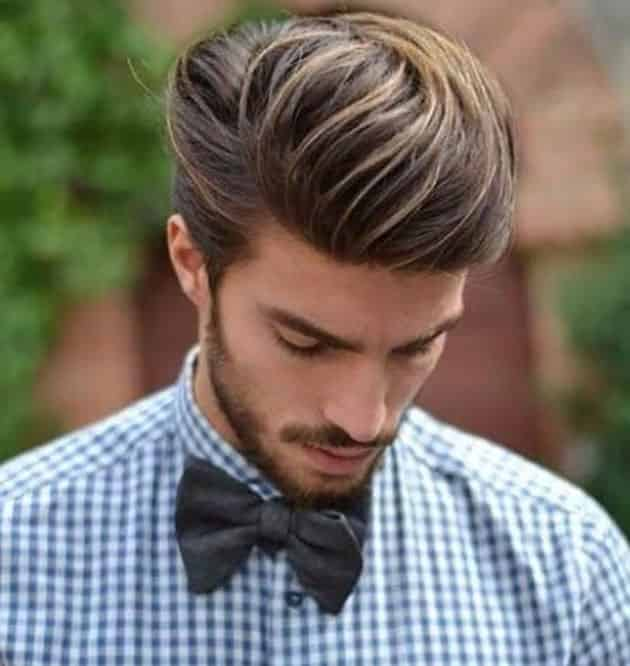 Long Comb Hairstyle