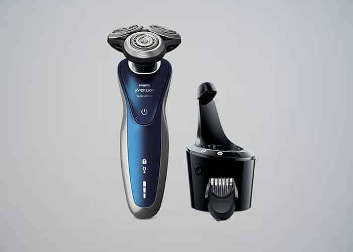 best electric shaver philips norelco 8900 wet and dry edition