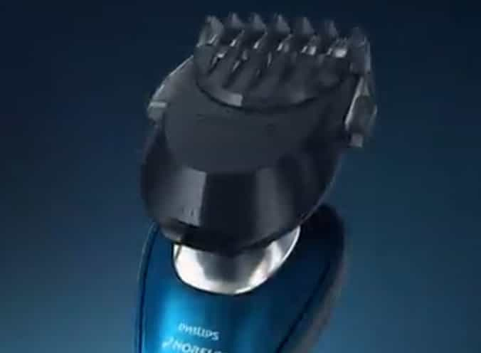 best electric shaver philips norelco 8900 separate trimmer