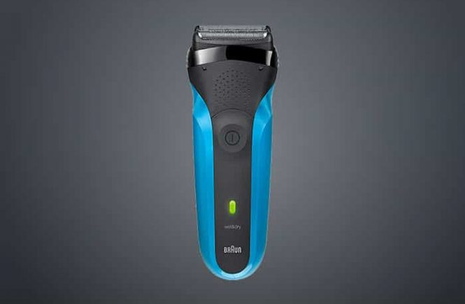 best cheap electric shaver - braun series 3 310s review