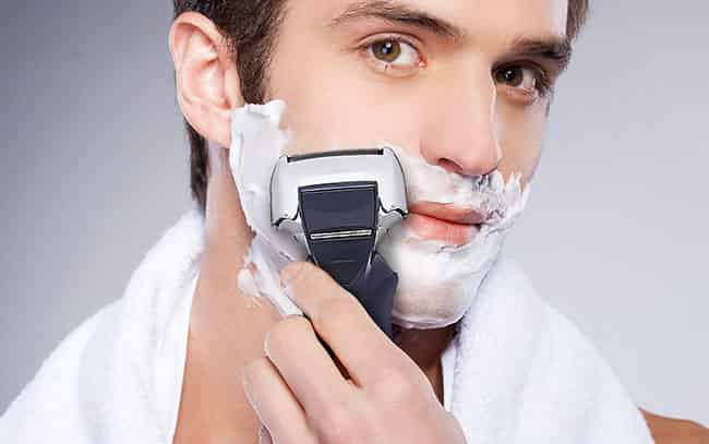 Panasonic Es8263s wet and dry electric shaver