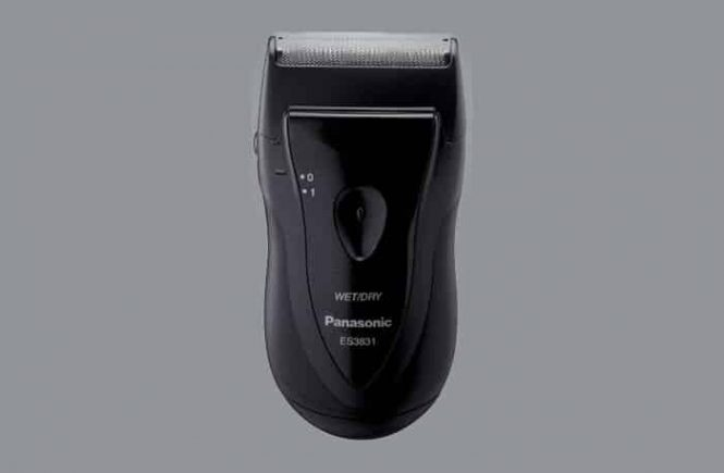 Best Electric travel shaver Panasonic ES3831K