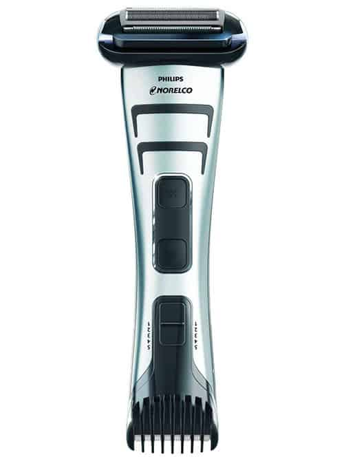 Philips Norelco Bodygroom 7100 BG2040-49 dual-end design