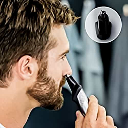Philips Norelco Multigroom 7000 7750/49 Trimmer nose and ear trimmer