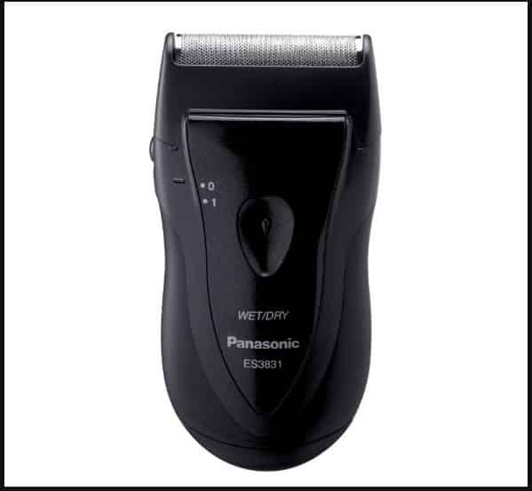 Travel shaver, panasonic 3931K