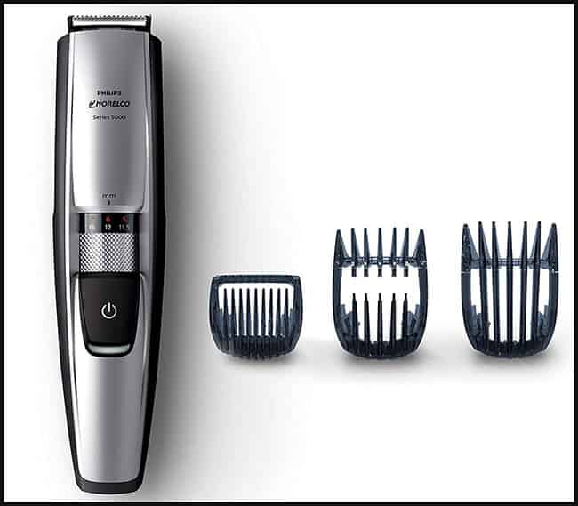 top 10 beard trimmers , philips bt5210