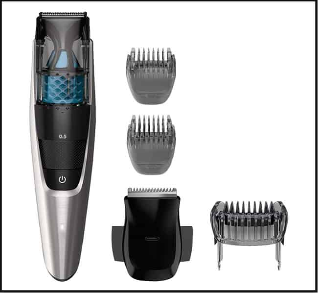 top 10 beard trimmers , Philips Norelco 7200
