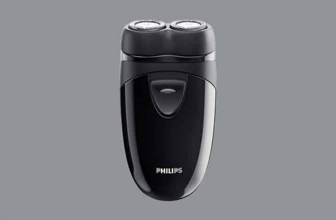 Philips travel shaver norelco pq208