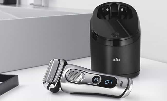Best Electric Shaver for Sensitive Skin Braun Series 9