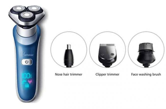 Hatteker Electric Shaver