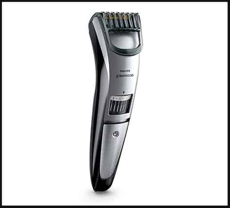 top 10 beard trimmers , philips norelco 3500