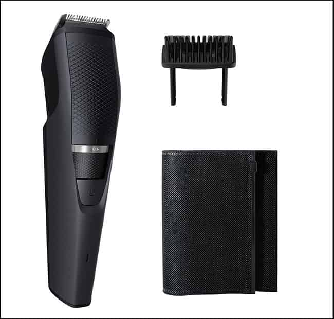 top 10 beard trimmers , philips norelco beard trimmer 3000