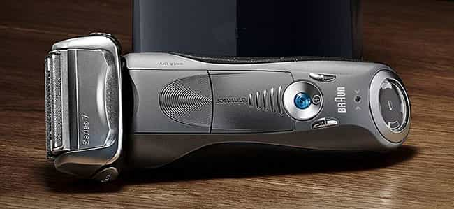 top 10 electric shavers, braun series 7 790cc