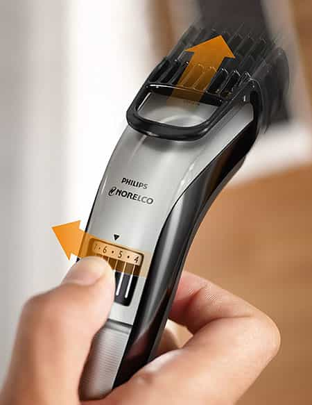 philips norelco 3500 beard trimmer built quality