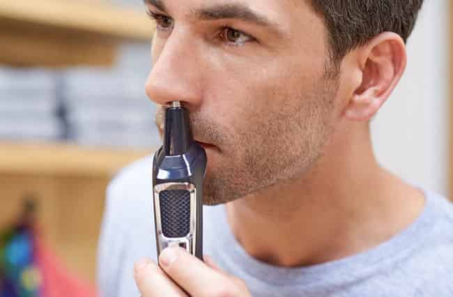 Philips norelco multigroom 3000 nose and ear trimmer