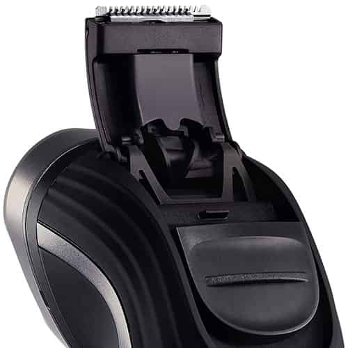 Philips Norelco 2100 electric shaver popup trimmer