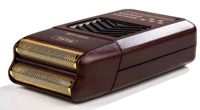 wahl 5 star shaver built quality