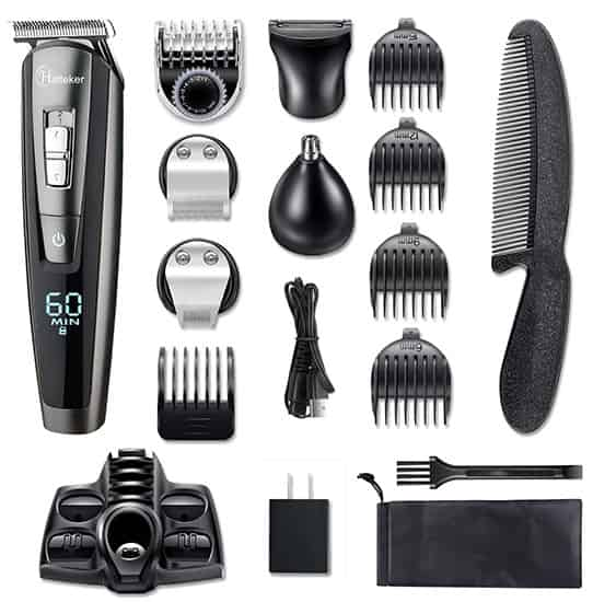 hatteker beard trimmer