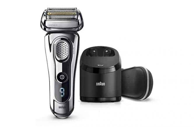 Braun series 9 9291cc electric shaver